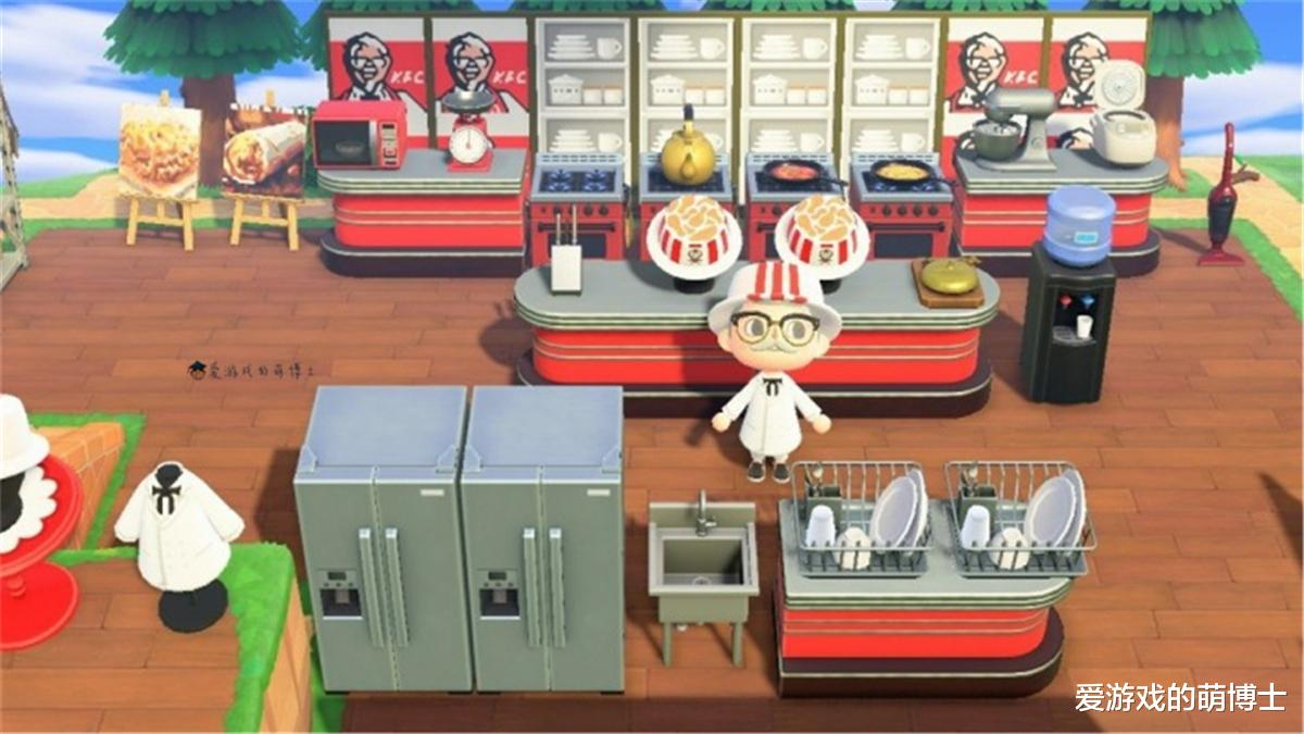 你想要吗?日本百年老店在游戏《动物森友会》中推出四款高档和服
