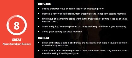 《失忆症:重生》IGN、GS评分8分绝妙恐怖体验插图(2)