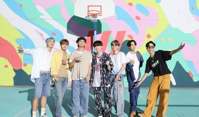 赛尔号2圣灵系的王子_《堡垒之夜》与顶流男团BTS合作,线上首播新歌编舞MV