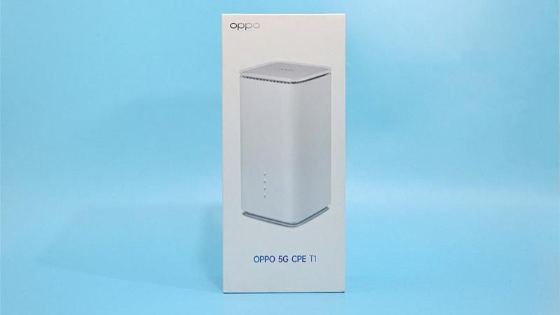 4G手机蹭上5G网速!OPPO 5G CPE T1移动路由器评测:让5G无处不在的小钢炮