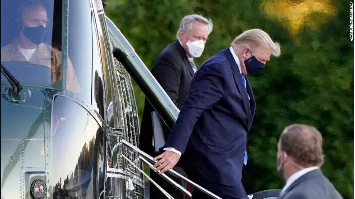 诺基亚7210_特朗普Covid-19诊断阳性后,近四分之一的美国人开始戴口罩