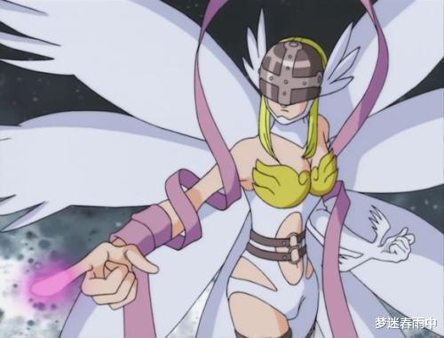 《【煜星娱乐平台注册】数码宝贝:为了救吸血魔兽,他惨遭天使兽秒杀,他才是最忠心完全体》