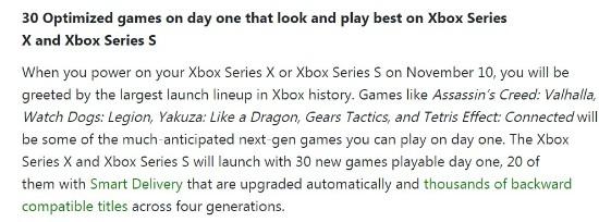 全民水浒官网_Xbox官方确认次世代首发阵容 首日即有30款新作可玩-第2张图片-游戏摸鱼怪
