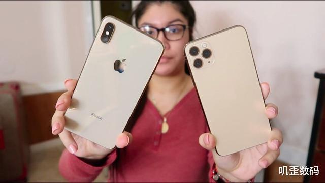 iPhone XS Max:对不起,再见了!