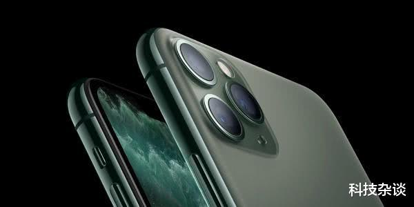 三星、华为先别吹!iPhone11这一点领先你们至少一年
