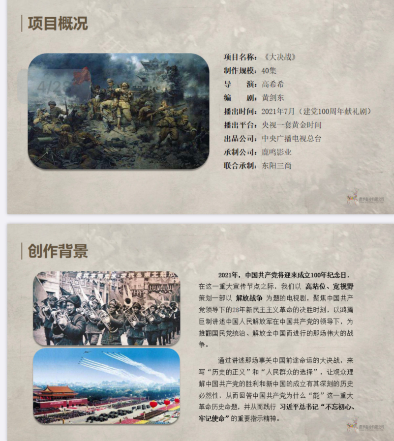 肖战张若昀再合作,客串《大决战》演流亡大学生沈列,老戏骨太多插图6