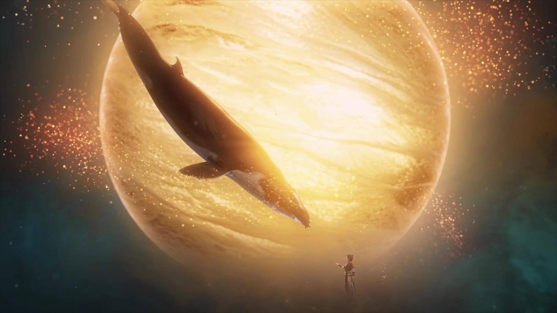 《四海鲸骑》中国版《海贼王》书写一段探寻佛岛之秘的海上冒险