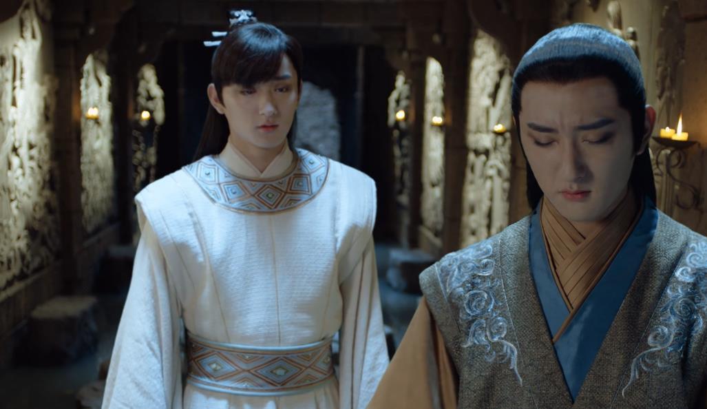 长相守:原青江宠爱原非白,皆因金谷真人,谢梅香也只是借口
