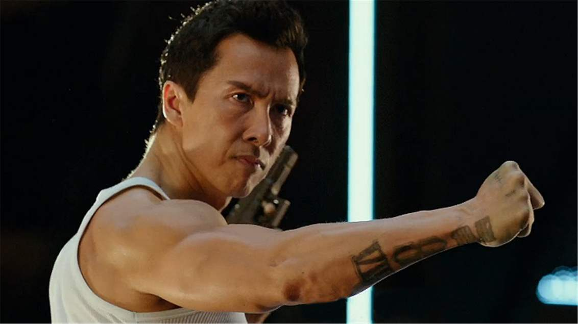 甄子丹正式进军好莱坞,三部大片都是男主角,成就有望比肩成龙