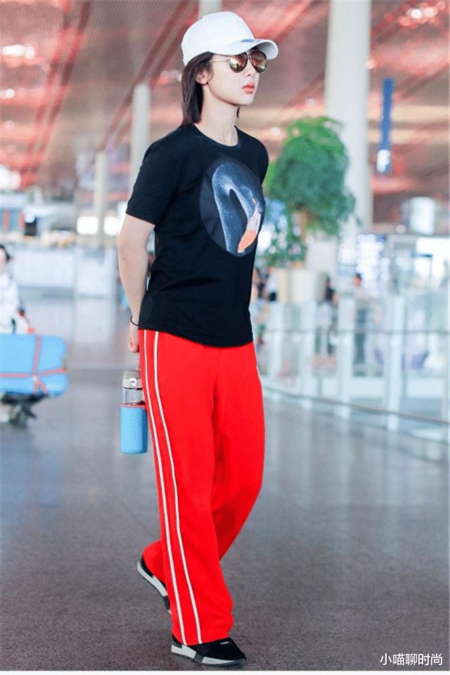 """今年流行的""""例假裤""""真新颖!显瘦显白就算了,连宋茜杨紫都上头插图4"""