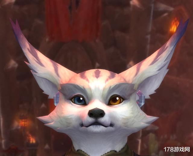 魔兽9.0前瞻:已实装的狐人新瞳色和首饰浏览 耳环 首饰 单机资讯  第14张