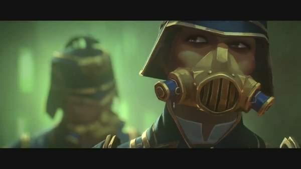 《【煜星在线娱乐】《英雄联盟》Arcane动画片因为疫情原因,推迟至明年发布》