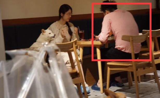 星辰奇缘_虎牙二次元一姐与神秘男士共进晚餐 水友看完表示原来他就是力哥-第5张图片-游戏摸鱼怪