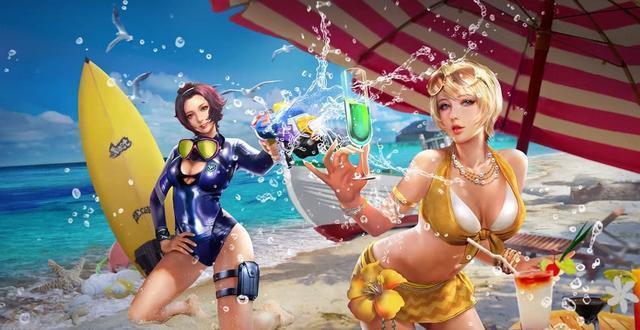 超模艾尚真_曾濒临停服的韩国游戏,被中国玩家成功救活,游戏内全是傲人身材