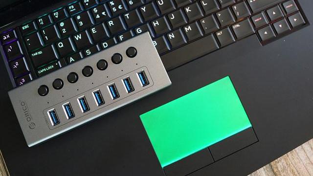 耐看,更耐用:ORICO工业级USB集线器评测