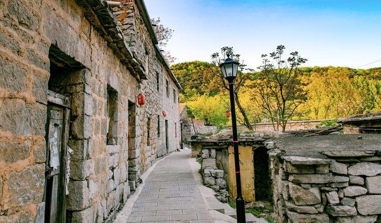 足球大赢家_焦作这处绝美小山村,房屋均是用石头建成,100元可吃住玩一天-第4张图片-游戏摸鱼怪