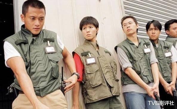 TVB花旦时隔16年出演《陀枪师姐5》回忆涌出冻龄美貌惹人羡慕插图20
