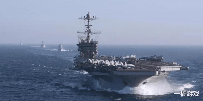 香香cf_美航母威慑行动失败,被卫星和导弹实时瞄准,舰长:这仗没法打了