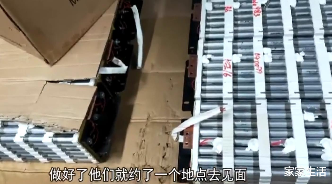 1800块电池,第一次充电就爆燃,广州外卖员被烧:100万都搞不定