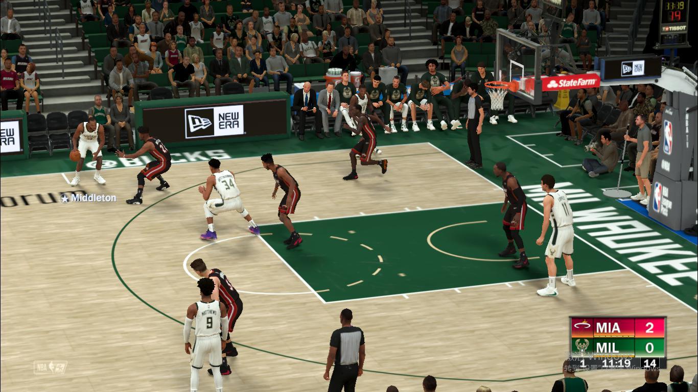 NBA2K:官方钦定的联盟第一人?模型之神字母哥,还是性价比之王 扬尼斯阿德托昆博 单机资讯  第4张