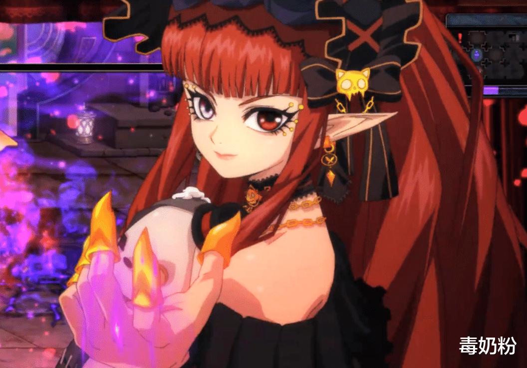 《【煜星app注册】DNF:女法三觉动画火了!战法变身光恶魔,魔道表情萌到家》