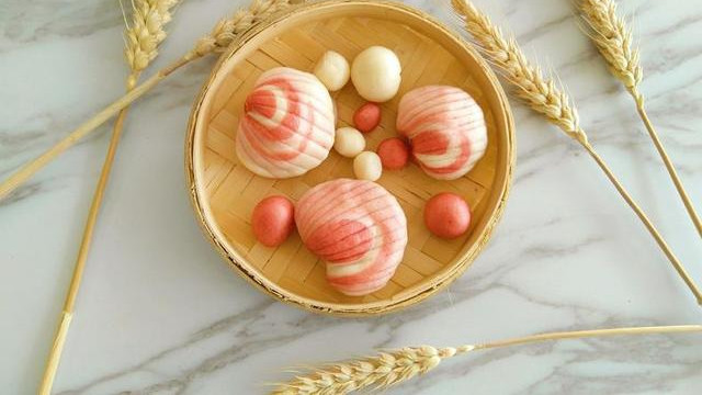 自带仙气的贝壳馒头——给仙女的美食推荐