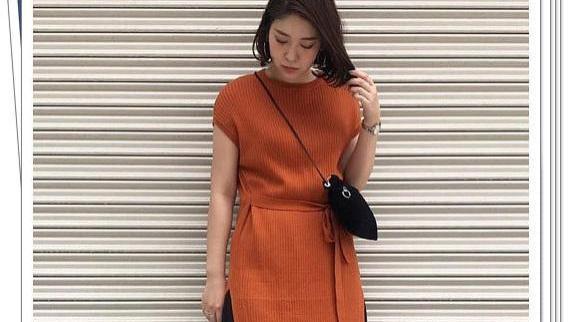 橙色针织单品搭配推荐,衬肤色,显时尚,25种造型分享