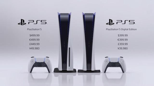 玩转三国_索尼公布PS5售价和发售日,PS+会员可在PS5主机免费玩PS4经典游戏