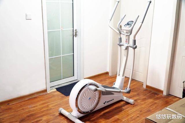 一个160斤宅男的减肥历程,麦瑞克蜗牛X椭圆机体验测评