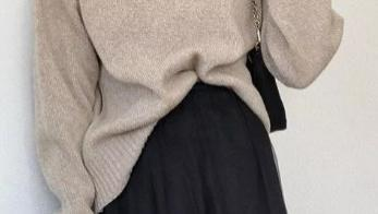 女装穿搭Get这些时尚元素,冬季时髦,So easy!