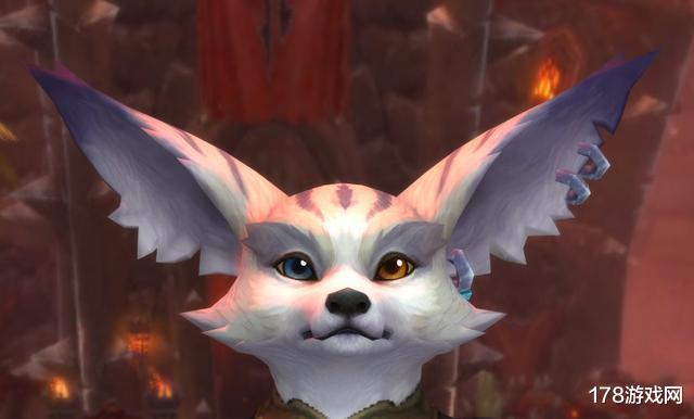 魔兽9.0前瞻:已实装的狐人新瞳色和首饰浏览 耳环 首饰 单机资讯  第17张