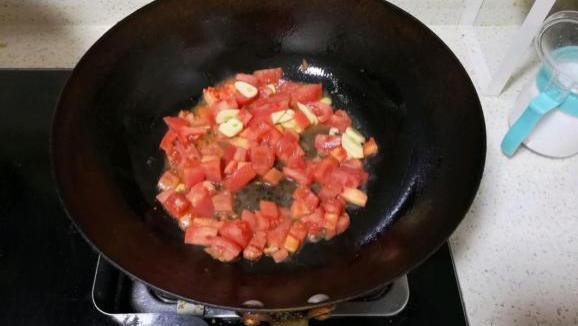 天冷时,我家早晚餐都吃它,喝一碗暖全身,筷子搅搅就搞定