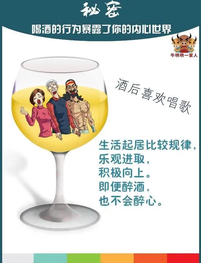 酒品如人品,透过这九种酒后行为就能看清一个人