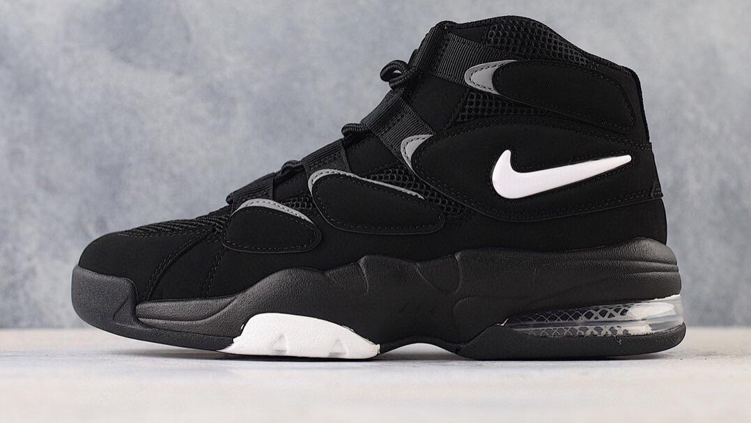 耐克Nike Air Max 2 Uptempo 94 皮蓬系列经典高帮百搭休闲运动文化篮球鞋