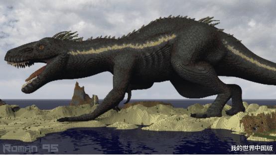 假如史蒂夫在《我的世界》重返侏罗纪 这4条恐龙足以称霸主世界 侏罗纪 恐龙图片 恐龙游戏 重返侏罗纪 史蒂夫 恐龙 端游热点  第5张