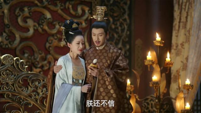 赵樱子想凭《长安诺》出圈恐怕太难!茗玉的白莲花和绿茶内味太浓