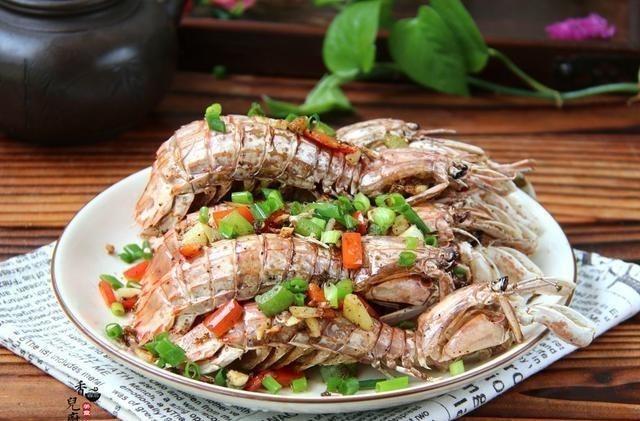 立夏后吃它最肥美,分享二种做法,肉质鲜甜,我和儿子吃嗨了