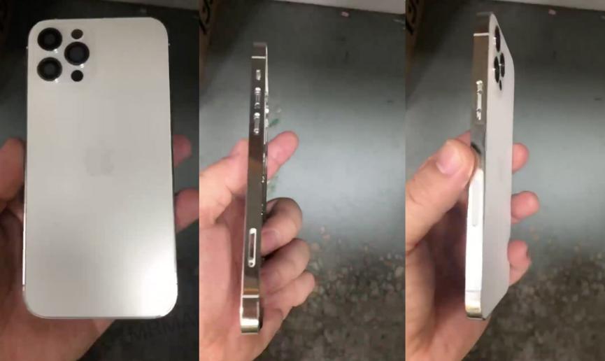 iPhone 12 Pro Max:有了我,还用啥平板!