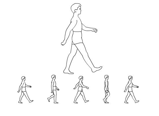 扁平足、拇外翻?步态异常泄露你健康的秘密