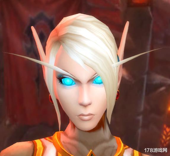 魔兽世界9.0已经实装的女性血精灵耳环,护镯和项链浏览