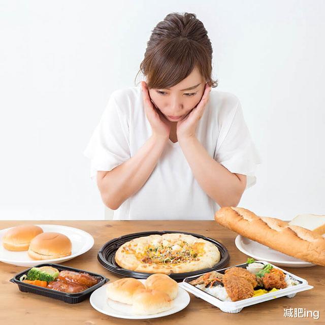 快餐热量排名榜,供减肥的小伙伴参考