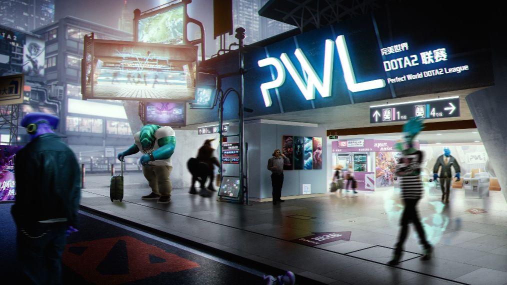 全新赛事-完美世界DOTA2联赛将于10月28日正式开启插图