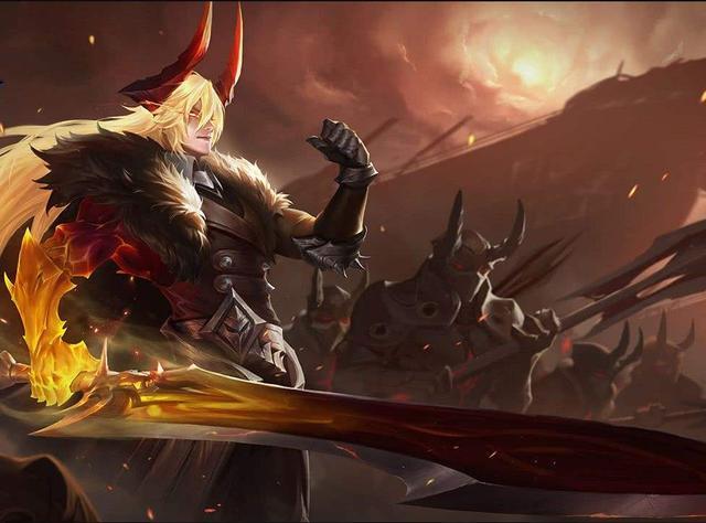 《【煜星h5登录】王者荣耀:敌方有这四位英雄,游戏顺风千万不要浪,否则极易被翻盘》