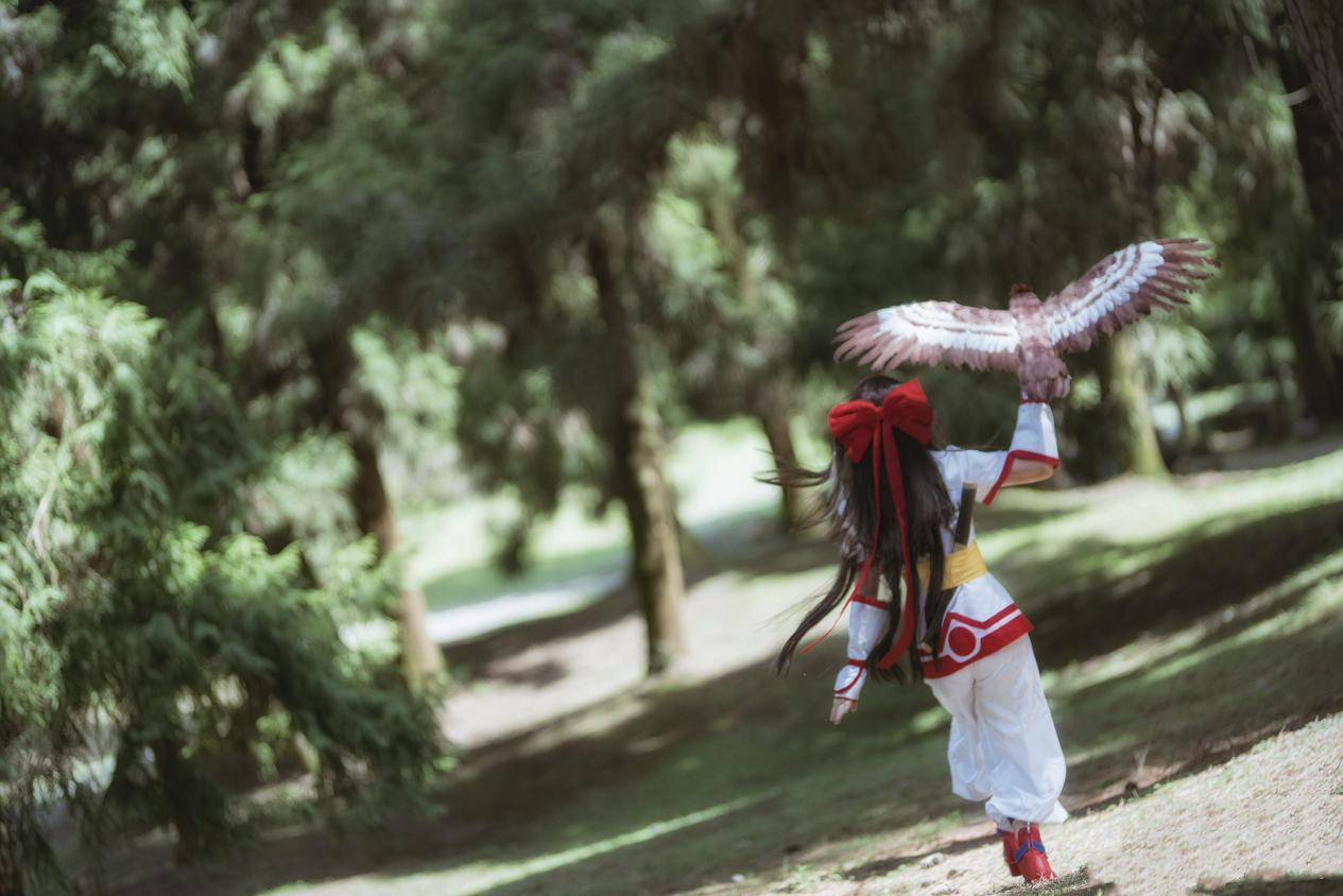 《【煜星娱乐登陆官方】王者荣耀:青春无敌!日系美少女COS娜可露露,水友:放开那只鹰》