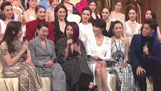 """""""万千星辉颁奖礼""""座次大有门道,TVB今年要力捧谁上位毫不掩饰"""
