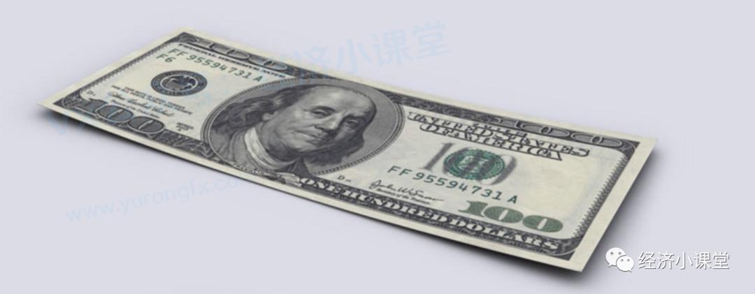 美国印了多少美元?3D图示