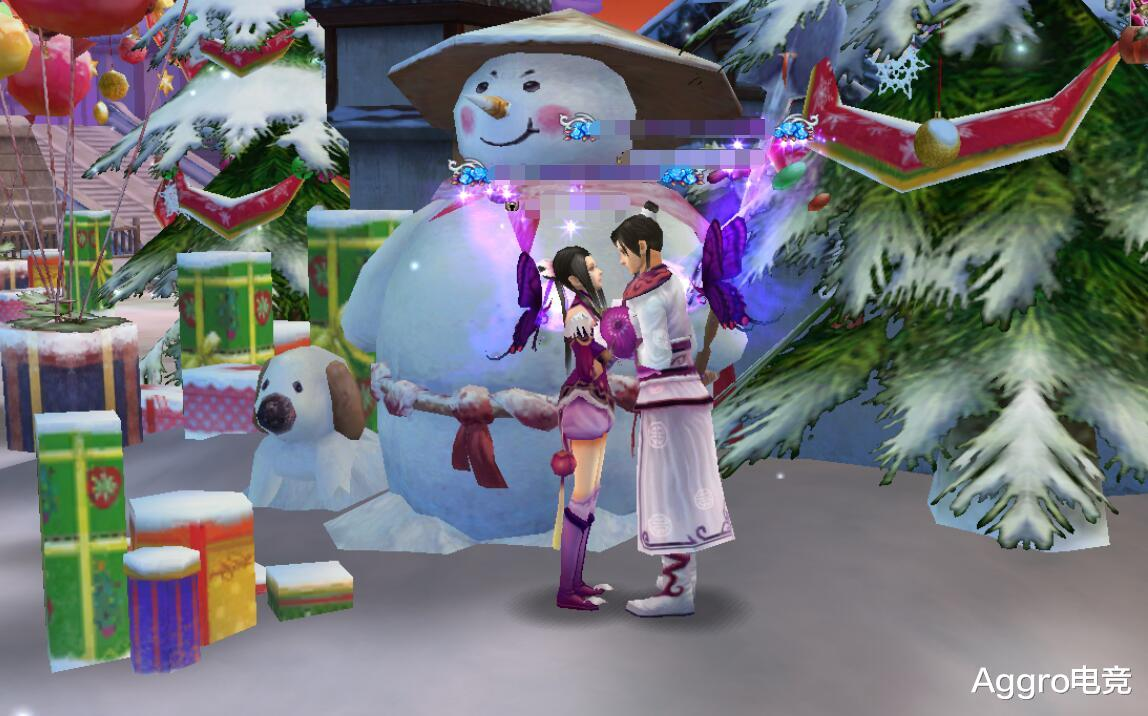《【煜星测速注册】新天龙八部玩家最感动的场景,每年12月都会出现,已经延续10多年》