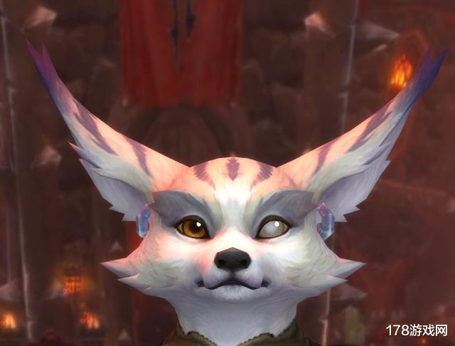 魔兽9.0前瞻:已实装的狐人新瞳色和首饰浏览 耳环 首饰 单机资讯  第15张
