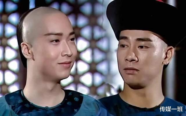 7版鹿鼎记康熙,马浚伟26岁演经典小玄子,新版撑不起少年天子插图8