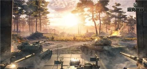 《【煜星娱乐登录注册平台】脱坑LOL手游的小伙伴越来越多,最后都相聚在《坦克世界》了》
